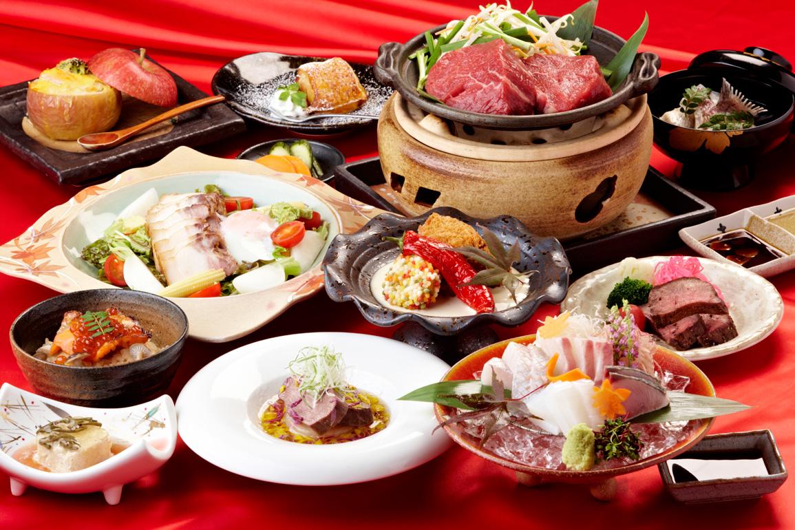 Dining伍乃40 宴会コース料理写真03