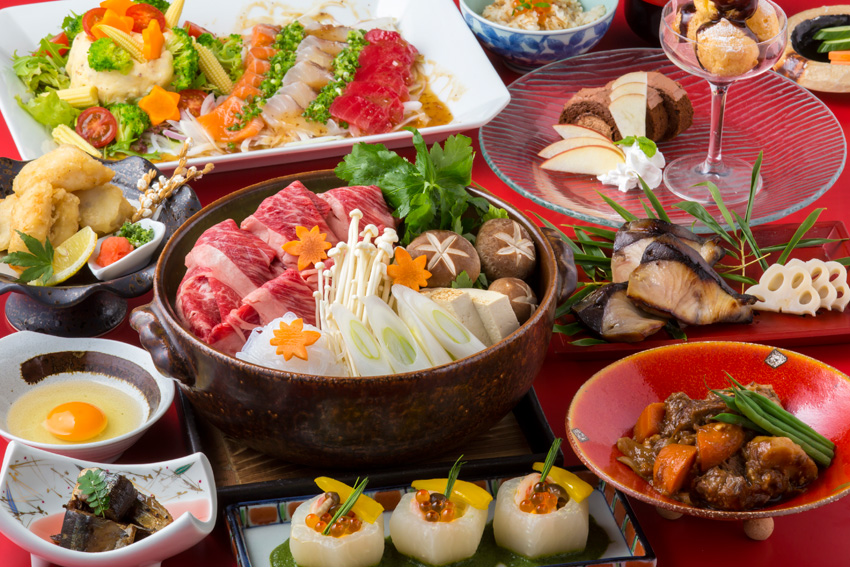 Dining伍乃40 宴会コース料理写真04